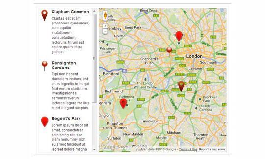 15 Amazing Free WordPress Google Maps Plugins 7