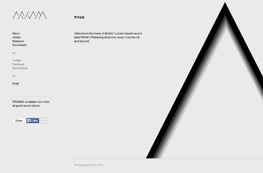 Stunning Shades of Grey in Web Designs 11