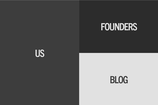 Stunning Shades of Grey in Web Designs 16