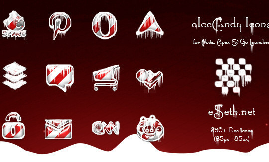 17 Free Awesome Hand-Drawn Icon Sets 15