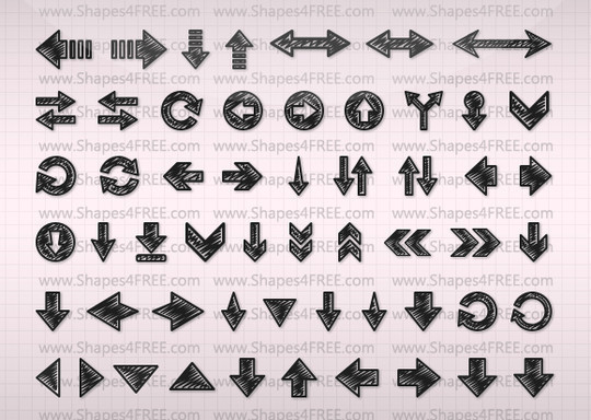 17 Free Awesome Hand-Drawn Icon Sets 17