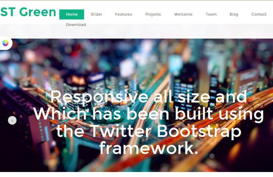 13 Best Free Bootstrap Joomla Themes 3