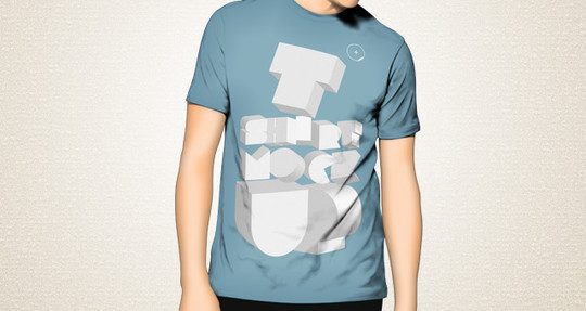 13 Free PSD T-Shirt Templates 6