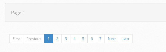 Collection Of Free CSS3, jQuery Pagination Plugins 5