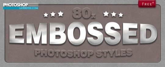 An Ultimate Collection Of Free Photoshop Styles 16
