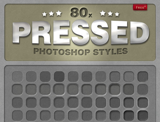 An Ultimate Collection Of Free Photoshop Styles 28