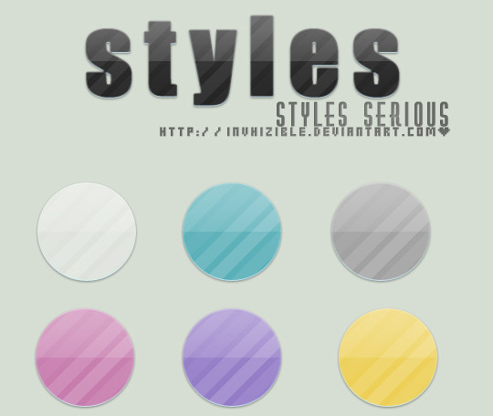 An Ultimate Collection Of Free Photoshop Styles 32