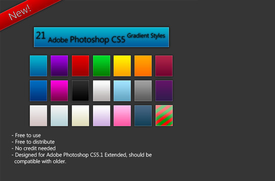 An Ultimate Collection Of Free Photoshop Styles 35