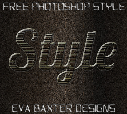 An Ultimate Collection Of Free Photoshop Styles 40