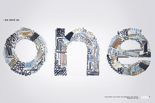 Excellent Uses of Typography in Print Ads 6