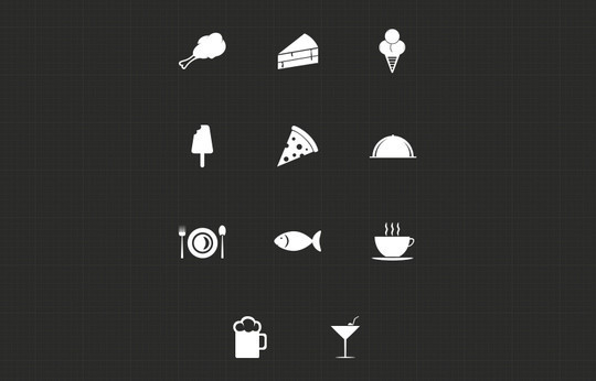 Free And Fresh Icons In PSD For Web Designers 15