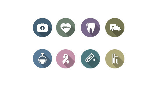 Free And Fresh Icons In PSD For Web Designers 18