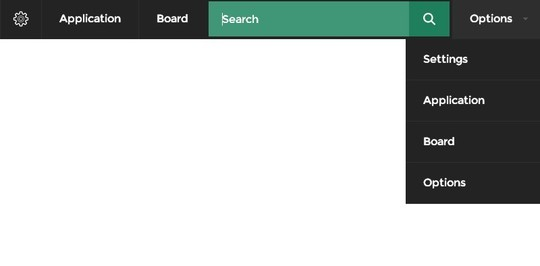 Free Collection Of HTML5, CSS3 & jQuery Search Forms 15
