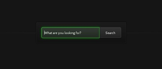 Free Collection Of HTML5, CSS3 & jQuery Search Forms 24
