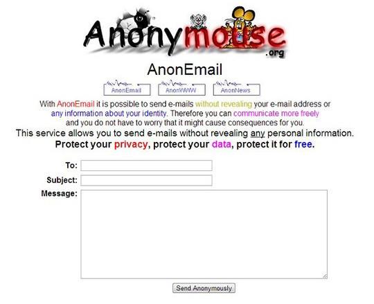 8 Web Apps For Sending Emails Without Registration 2