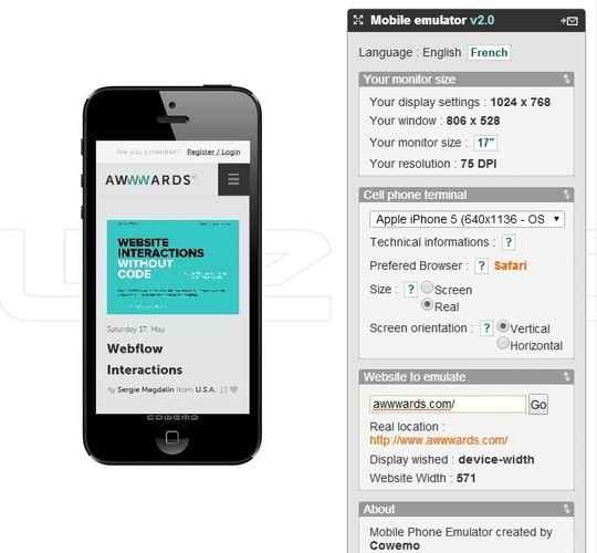 Best Validating Tools For Testing Your Website on Mobile Devices 3