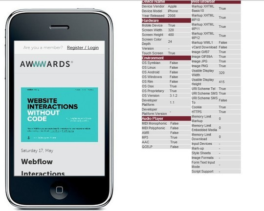 Best Validating Tools For Testing Your Website on Mobile Devices 5