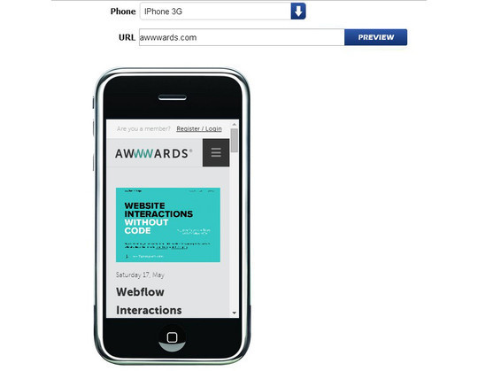 Best Validating Tools For Testing Your Website on Mobile Devices 6