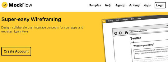 Free Wireframe And Mockup Applications 5