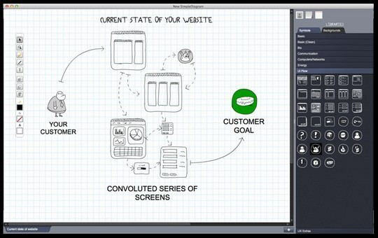 Free Wireframe And Mockup Applications 6