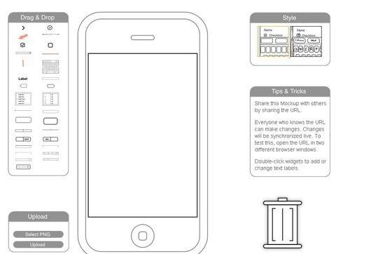 Free Wireframe And Mockup Applications 10