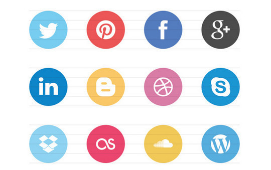 12 Best Free Flat Icons PSD 8