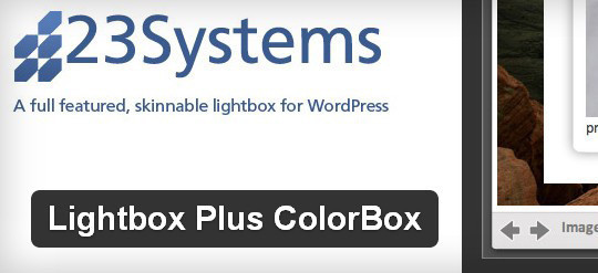 WordPress Plugins For Blogs Hosted In Shared Hosting 10