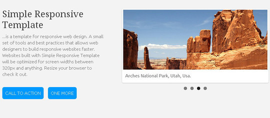 38 Useful Responsive Bootstrap Templates, Skins And Resources 18