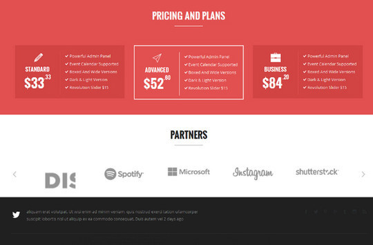38 Useful Responsive Bootstrap Templates, Skins And Resources 21
