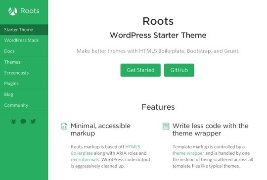 38 Useful Responsive Bootstrap Templates, Skins And Resources 4