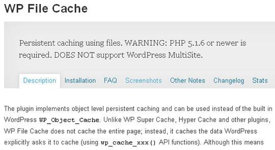 9 Essential WordPress Cache plugins 10