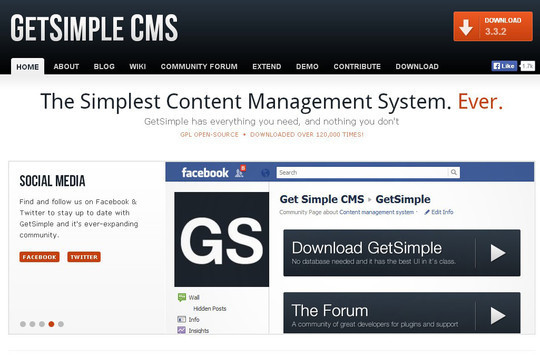 12 Free CMS Alternatives To Wordpress 7