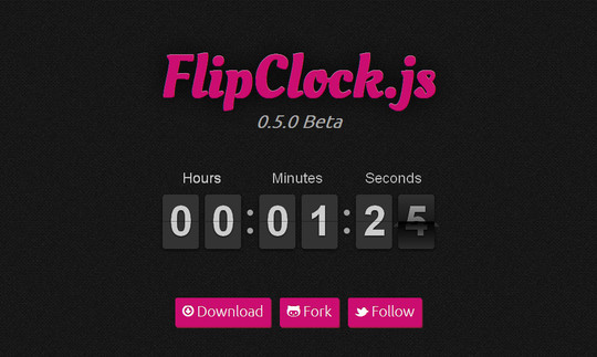 15 Awesome jQuery Countdown Timers 12