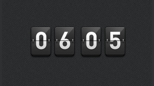15 Awesome jQuery Countdown Timers 5