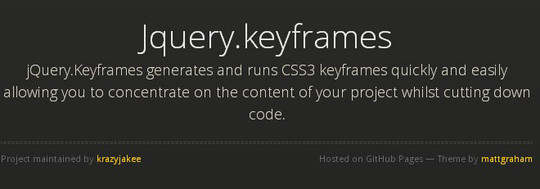 14 Free Frontend jQuery Plugins 15