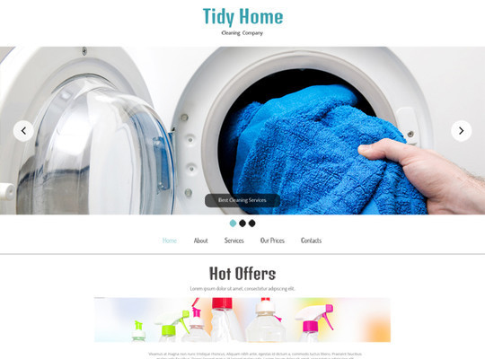 40 Fresh Yet Free HTML5 And CSS3 Templates 3