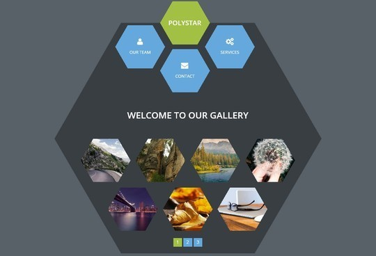40 Fresh Yet Free HTML5 And CSS3 Templates 15