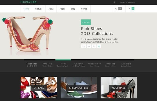 40 Fresh Yet Free HTML5 And CSS3 Templates 25