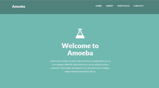 40 Fresh Yet Free HTML5 And CSS3 Templates 23