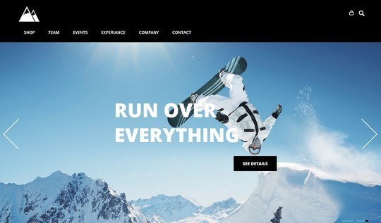 40 Fresh Yet Free HTML5 And CSS3 Templates 37