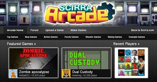 40 Extremely Addictive HTML5 Games 11