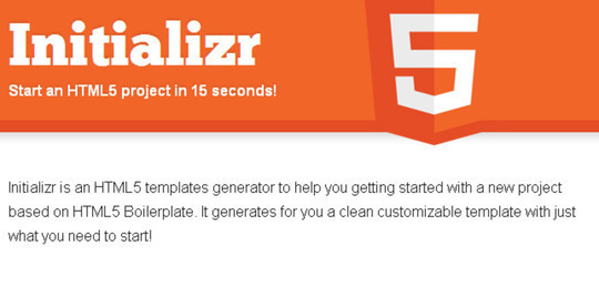 HTML5 Tools Worth Checking Out 3