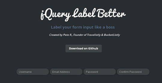 Free jQuery Plugins To Create An Amazing Website 34