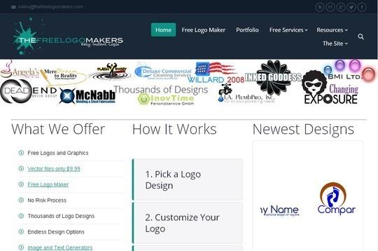 36 Free (and Premium) Logo Maker Tools And Generators 8