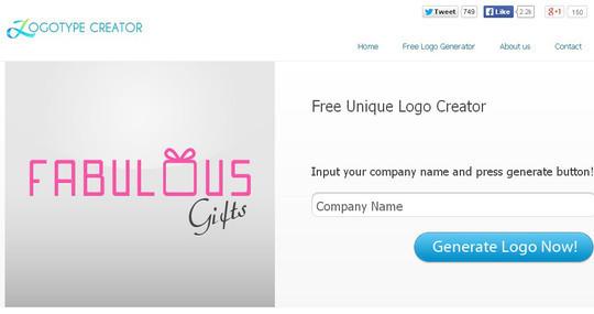 36 Free (and Premium) Logo Maker Tools And Generators 24