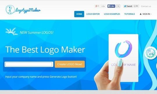 36 Free (and Premium) Logo Maker Tools And Generators 29