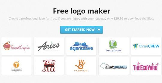 36 Free (and Premium) Logo Maker Tools And Generators 34