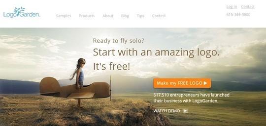 36 Free (and Premium) Logo Maker Tools And Generators 9
