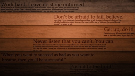 Free Motivating and Uplifting WallPapers 11