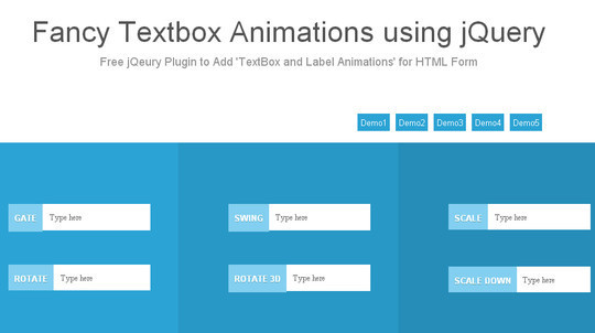 40 Fresh jQuery Plugins You Need To Check Out 2